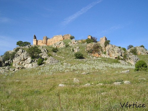CASTILLO DE MIRAMONTES (Santa Eufemia)