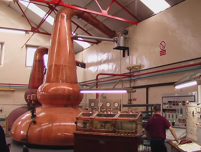 No 40 Glenfarclas Still room