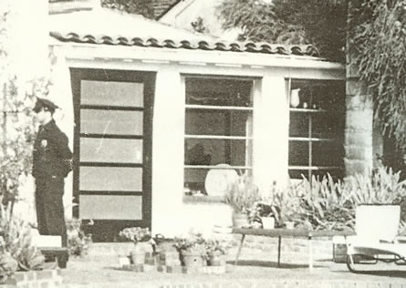 Marilyn Monroe 39 S House The Day She Died Flickr Photo