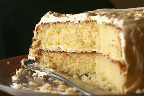 Wedding Cake Recipe Using A Box Mix Heidi Bakes My Now Favorite