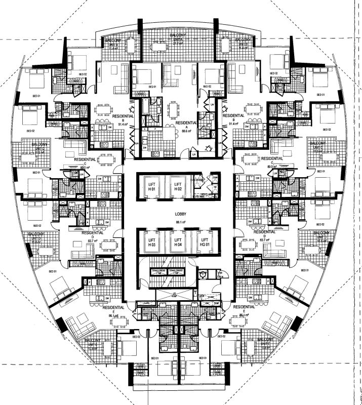 Com wp content plugins get the image 8 unit apartment for 8 unit apartment building plans