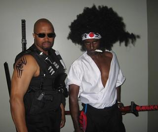Otakon 2008: Afro Samurai &