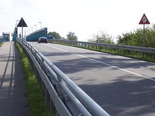 Zecheriner Klappbrücke