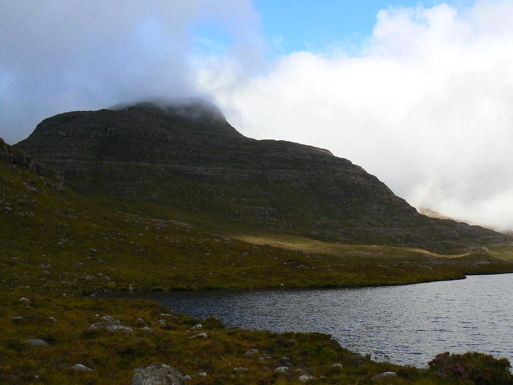 Beinn Bhan above Loch Gaineamhach