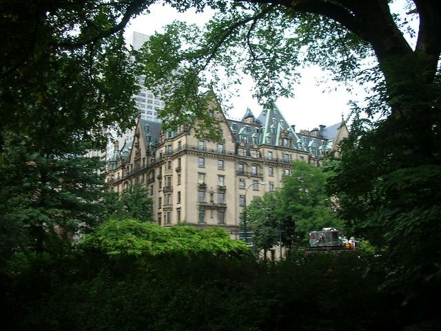 Central park dakota apartments new york ny by for Central park apartments ny