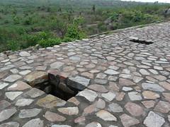 soil, flagstone, cobblestone, road surface, walkway, rock,