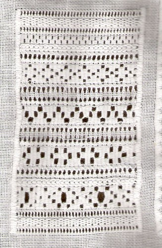 More on the whitework sampler and needles