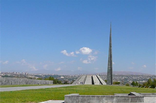 Armenian Genocide Memorial - Yerevan