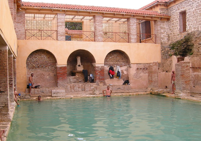 Aquae flavianae a gallery on flickr for Piscine algerie