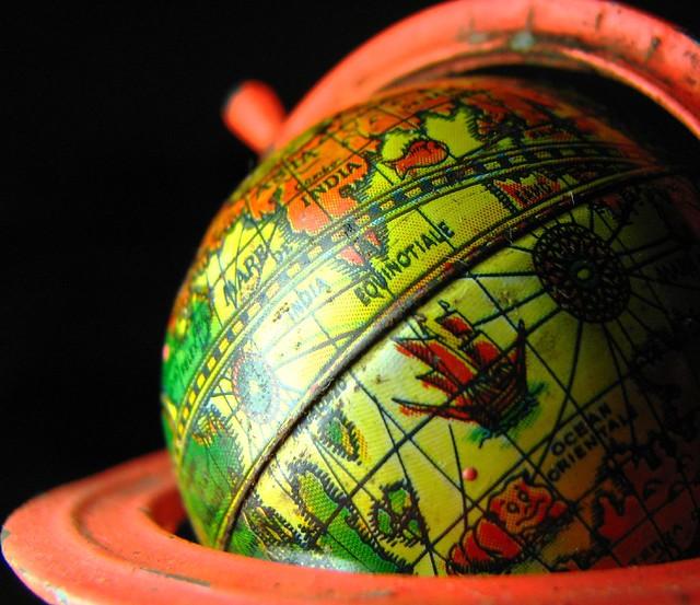 Mysterious Globe