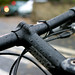 Wet bike handlebar