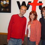 Fountains of Wayne with Claudia Marshall at WFUV