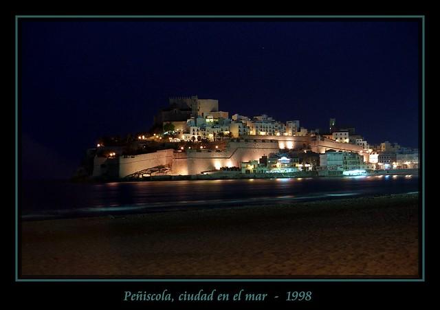 Peniscola, ciudad en el mar - 1998 #2