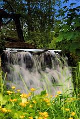 Hothfield Lake Falls