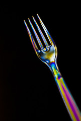 tool(0.0), fork(1.0), yellow(1.0), tableware(1.0), cutlery(1.0),