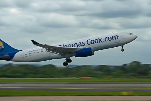 A330 Take-off
