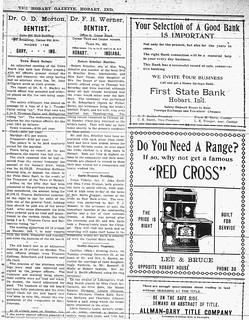 Lee Bruce ad 1-9-1914
