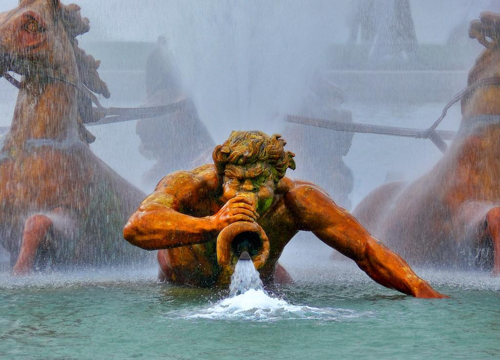 Image De Apollon bassin d'apollon, bassin du char d'apollon, château de ver… | flickr