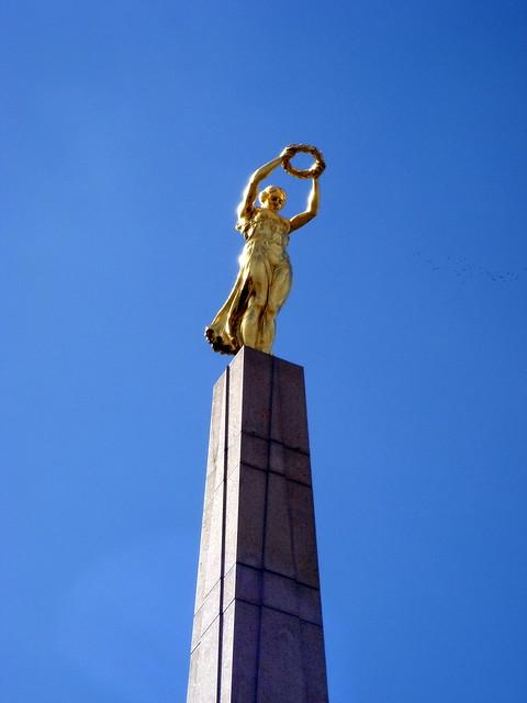 Gëlle Fra Memorial