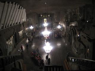 폴란드 소금광산 Powiat wielicki 근처 의 이미지. sol saint mine salt poland polska krakow cracow wieliczka shaft kinga kopalnia