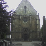 old Laeken church 1