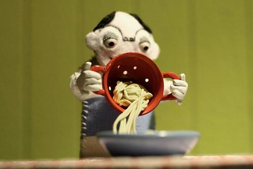 spaghetti!#1 by pollaz