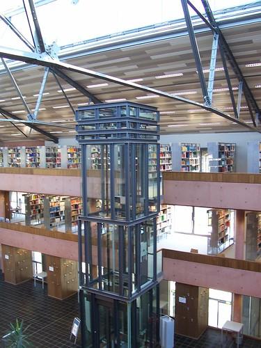 Bibliothek der TFH Wildau