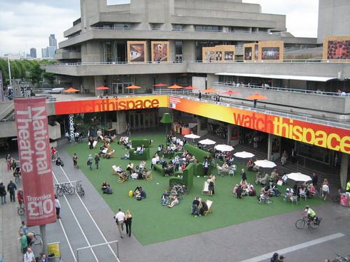The South Bank Centre