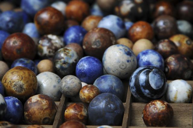 Bennington Clay Antique Marbles Explore Troy Snow S