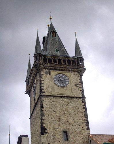 Tower of the Old Town City Hall