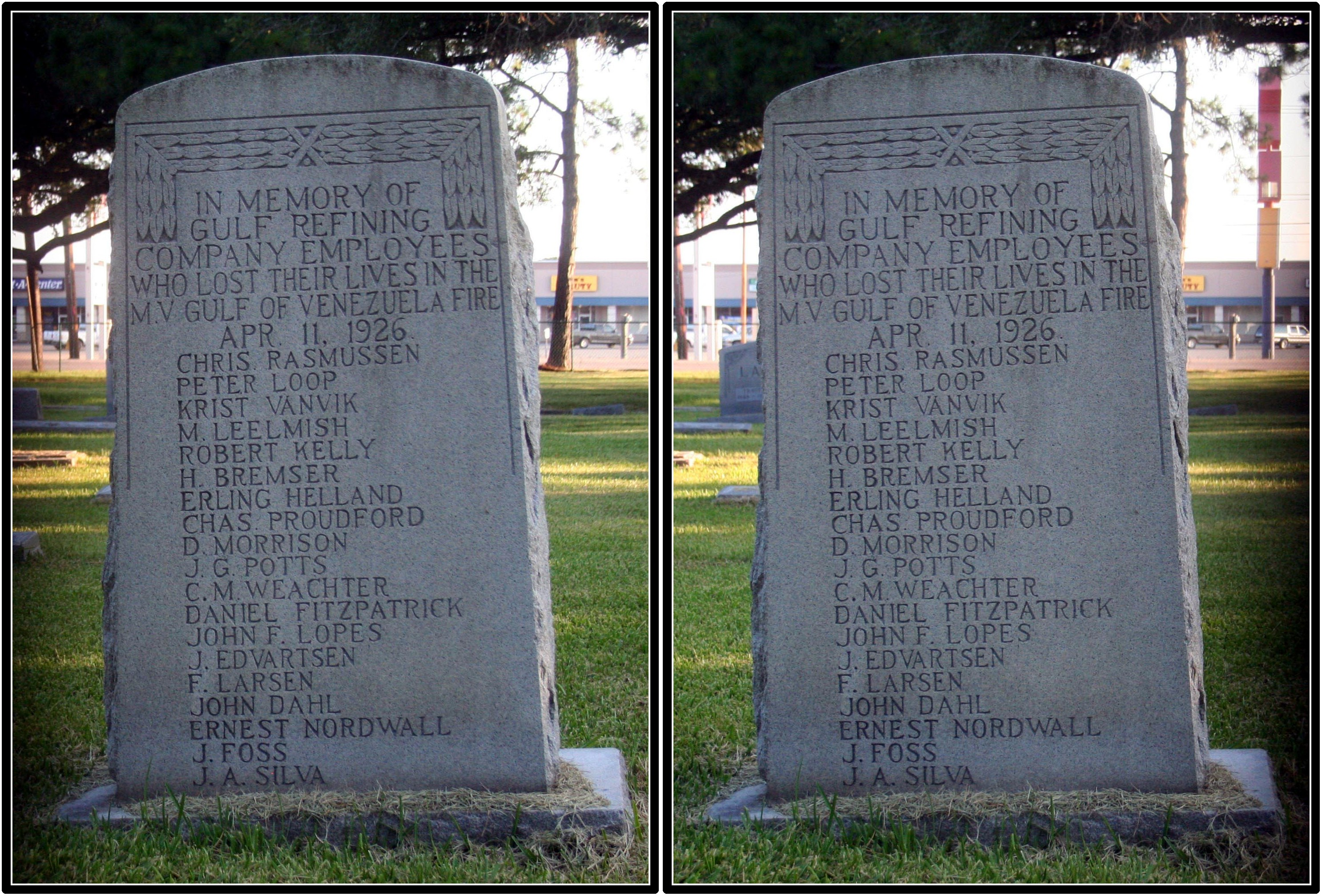 Groves (TX) United States  city photos gallery : Greenlawn Memorial Park, Groves, Jefferson Co., Texas 2008… | Flickr ...
