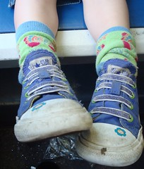 art(0.0), arm(0.0), yellow(0.0), human body(0.0), sneakers(1.0), footwear(1.0), shoe(1.0), limb(1.0), leg(1.0), sock(1.0), blue(1.0),