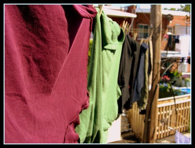la corde 224 linge la clothesline flickr photo
