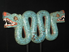 Aztec double-headed snake - British Museum