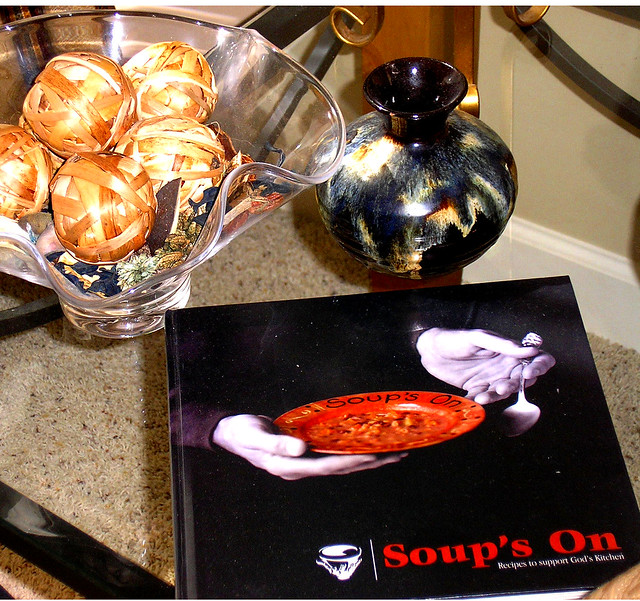Soups On God 39 S Kitchen Soup 39 S On Is A Special Kind Of Re Flickr Photo Sharing