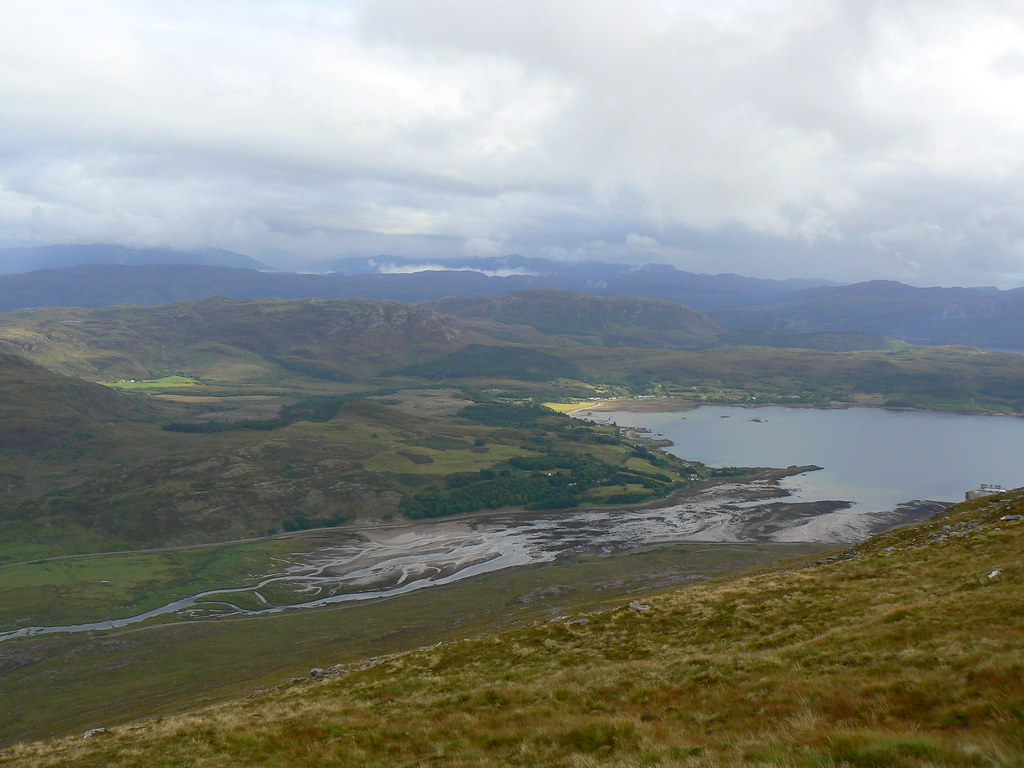 Head of Loch Kishorn