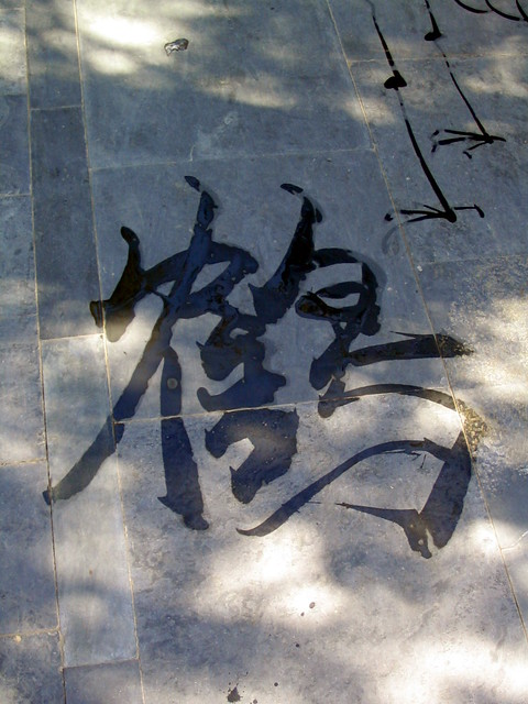 Water Calligraphy Flickr Photo Sharing