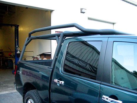 nissan titan truck kayak rack roll bar flickr photo sharing. Black Bedroom Furniture Sets. Home Design Ideas
