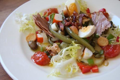 Ensalada de judias verdes ensalada de oto o mercado - Ensalada de judias verdes arguinano ...
