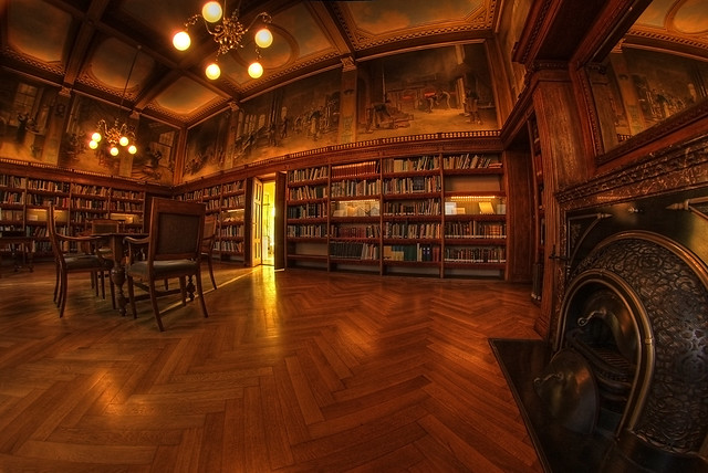 The Old Library II