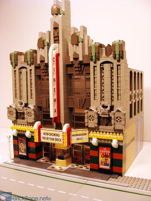LEGO modular town plan cinema 003