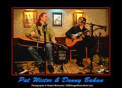 Pat Wictor & Danny Bakan