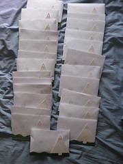 Envelope Advent Calendar (Aussie)