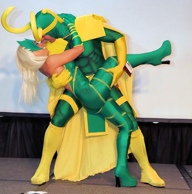 Loki and The Enchantress