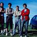 """Skye Boys"" (May 1988),  Glen Brittle Campsite,  Isle of Skye,  Scotland by David May"