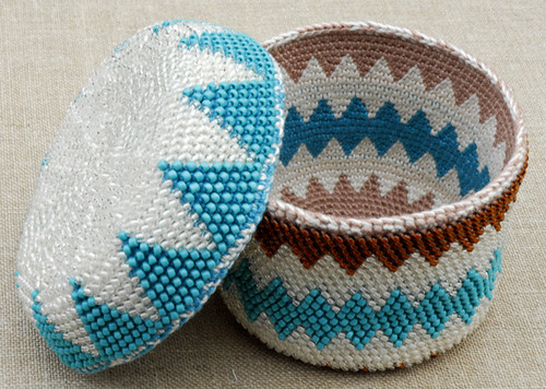 BEAD TAPESTRY CROCHET Crochet For Beginners