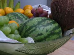 watermelon, produce, fruit, food, cucurbita,