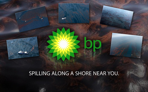 British Petroleum Spill