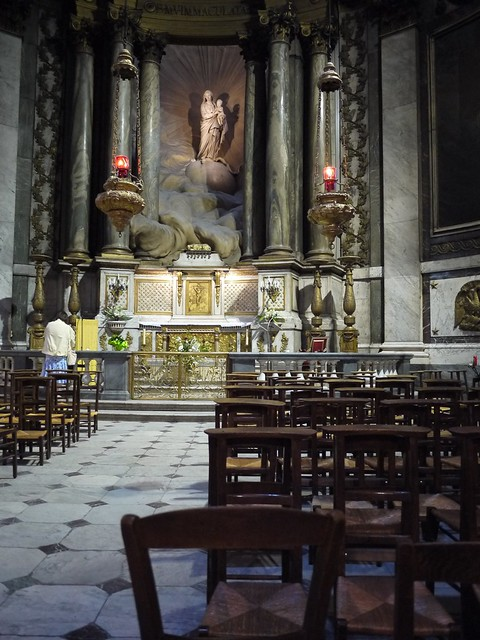 Saint-Sulpice tabernacle