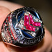 The 2007 Boston Red Sox World Series Championship Ring